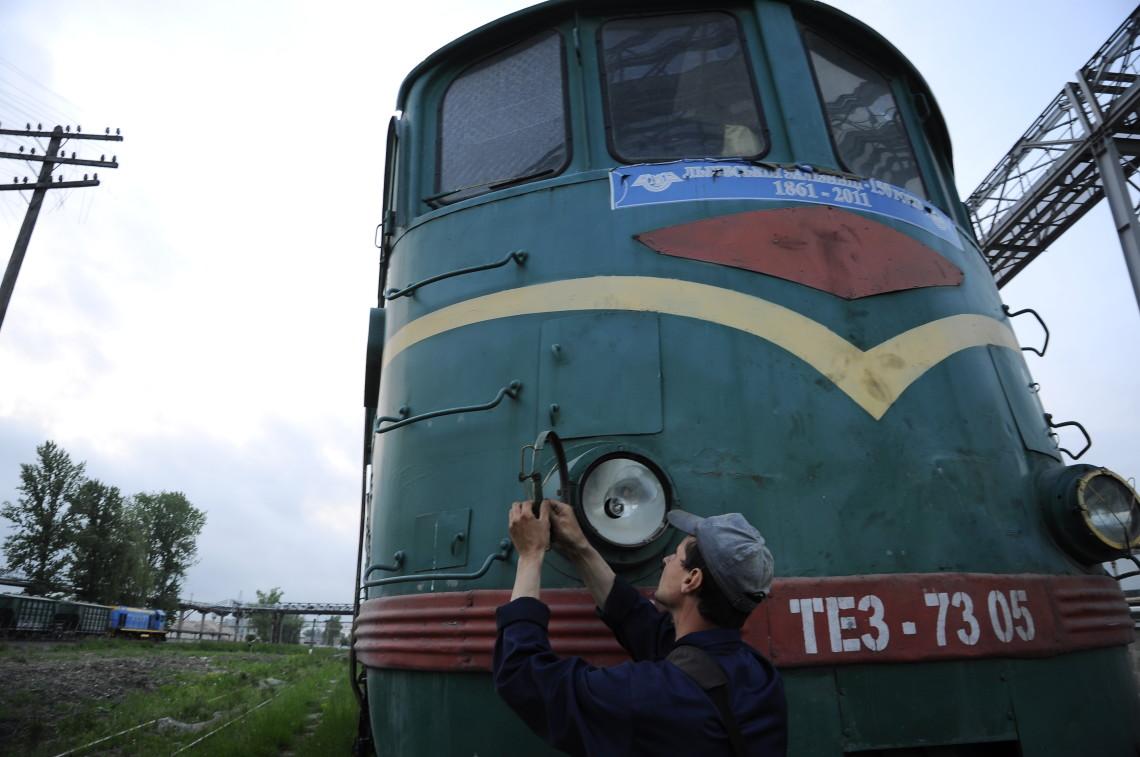 Ямницький комбінат Підготовка до виїзду автор: Павел Петрович