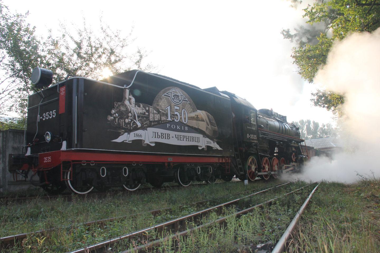 Виїзд на станцію Івано-Франківськ