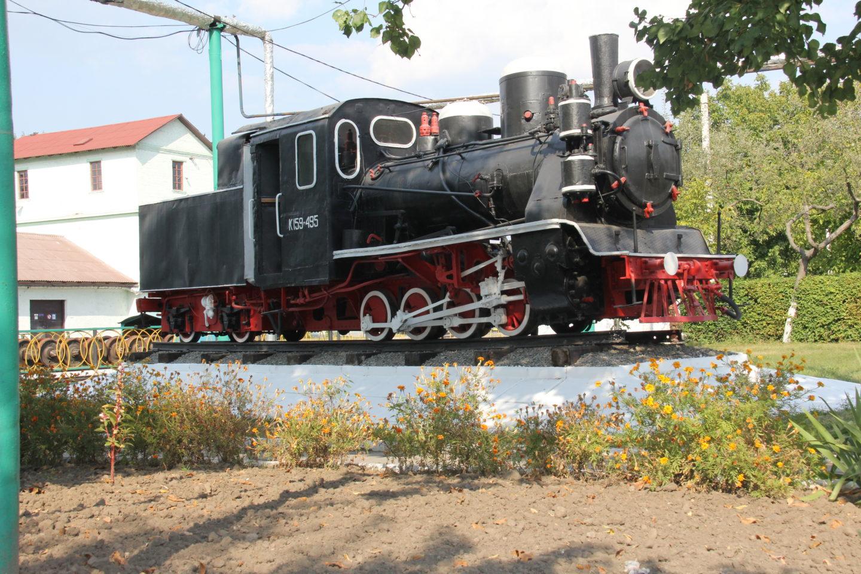 У локомотивному депо Чернівці